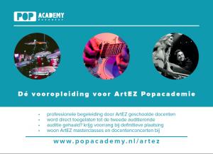 flyer ArtEZ vk